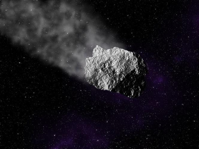 , Asteroide gigante pasará cerca de la tierra el 1 de septiembre