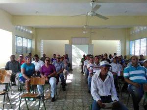 , Productores de Mango en La Salina piden al presidente aprobación de proyecto agrícola.