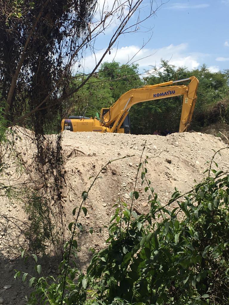 , Regantes destacan  trabajos del INDRHI en la rehabilitación de los sistemas de riego en Azua.