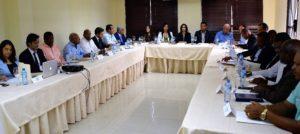 , INTRANT se reúne con representantes del sector transporte