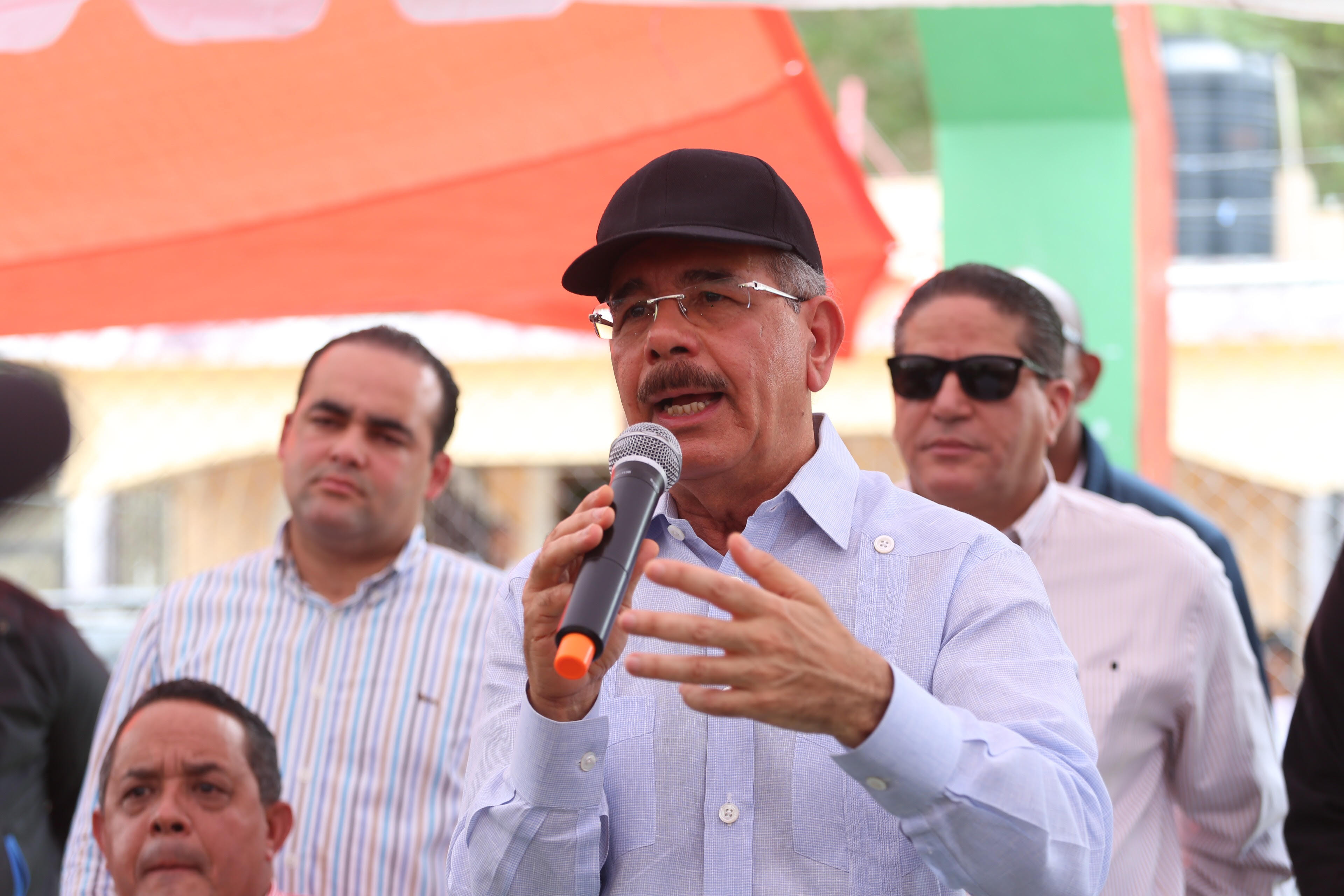 , Visita Sorpresa de Danilo a Vicente Noble reactivará actividades agrícolas de más de 450 productores