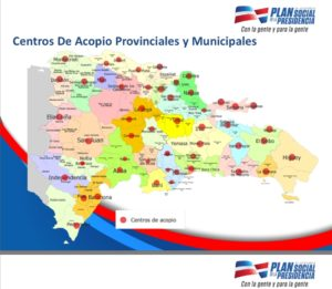 , Plan Social inicia distribución de insumos de forma preventiva ante posible paso huracán María