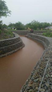 , Proyecto El Riíto evita inundaciones en barrios La Vega