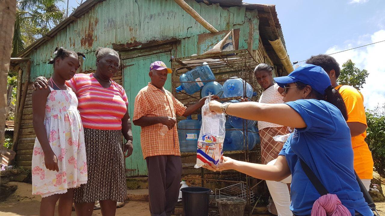 , Plan Social realiza amplio operativo médico en Nagua y Samaná; inician este lunes techado de viviendas y entrega de artículos del hogar