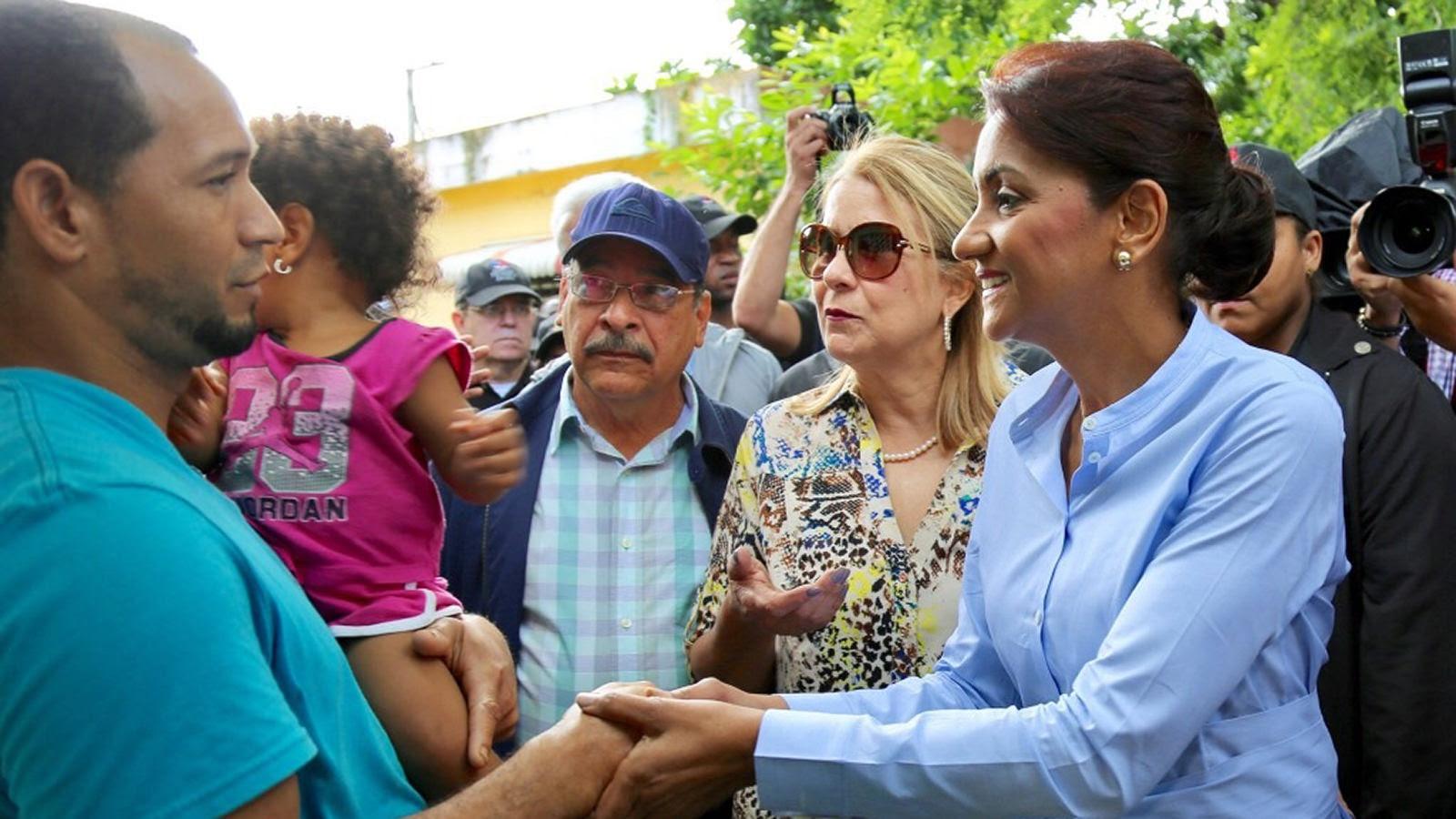 , Para ayudar a afectados por huracanes, Despacho Primera Dama habilita centro de acopio
