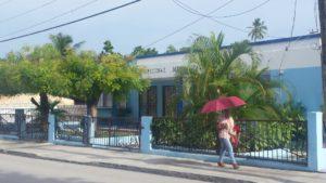 , Remozan oficinas municipales de Cabral