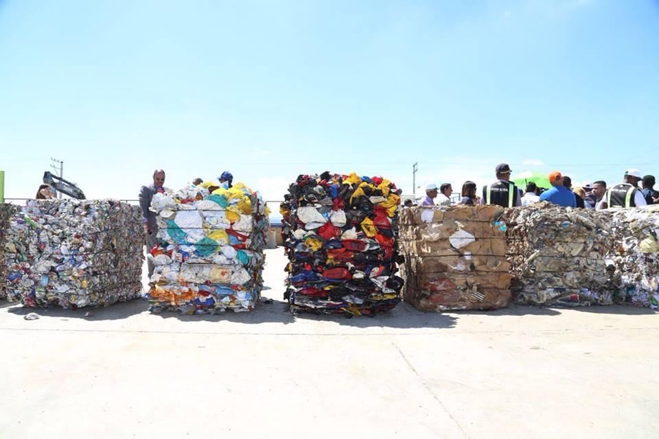 , En Santiago los desechos serán procesados de manera industrializada