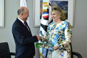 , Medio Ambiente y la ONE firman acuerdo de cooperación