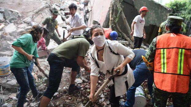 , Las razones por las que colapsaron tantos edificios en Ciudad de México (y no todas son el terremoto)