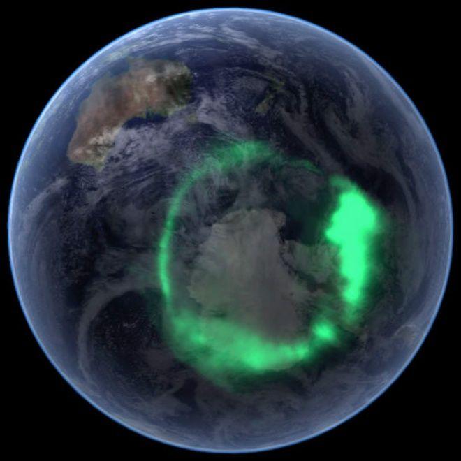 , Se tiene previsto que los fenómenos geomagnéticos de mayor intensidad se observarán los días 2 y 3 de noviembre con consecuencias para la Tierra