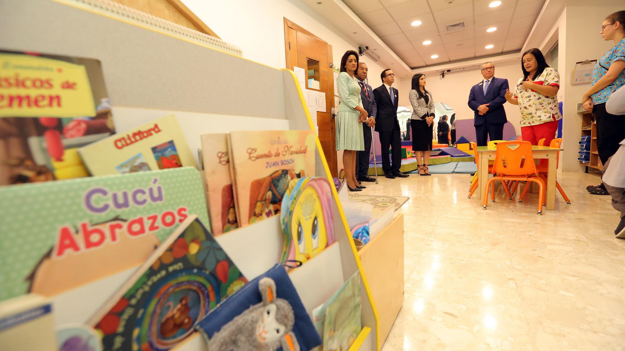 , Berlinesa Franco resalta labor conjunta del INAIPI y el CAID por niñez con discapacidad