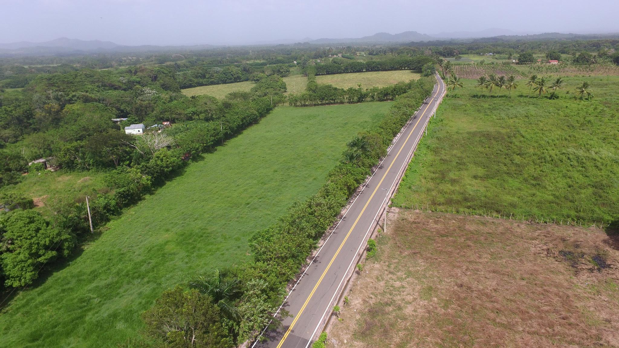 , Nueva carretera de Bayaguana reactivará economía en la zona