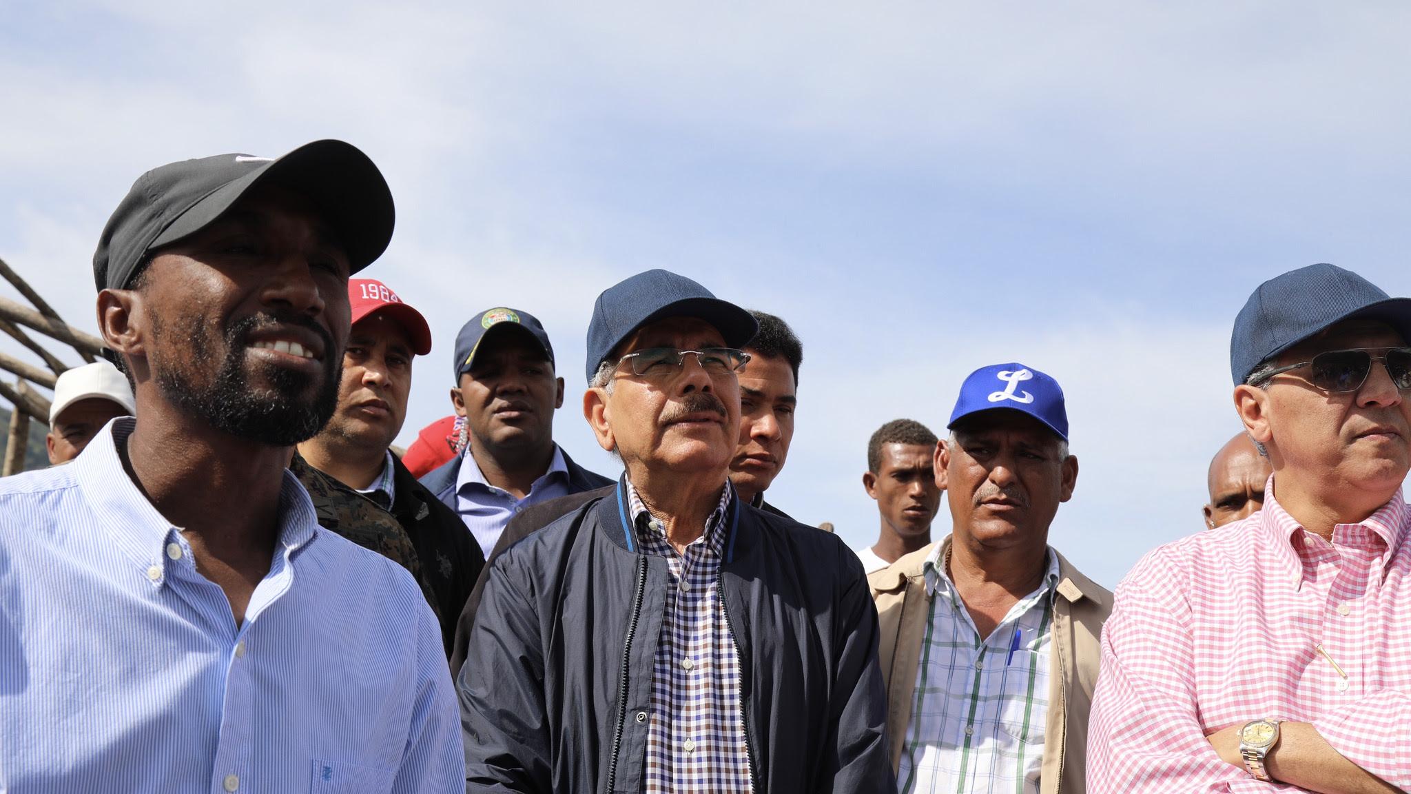 """, Danilo Medina: """"Vengo a oír, para que no me digan que las cosas están hechas sin estarlo"""""""