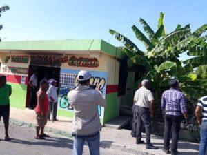 , Incendio destruye colmado en La Colonia de Neyba