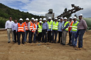 , El INDRHI inicia la segunda etapa de la presa La Piña en Dajabón