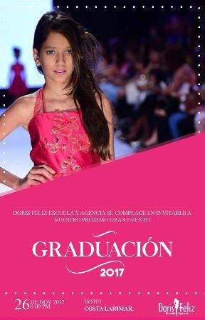 , Barahona se viste de gala con la segunda graduación Escuela Agencia Doris Feliz