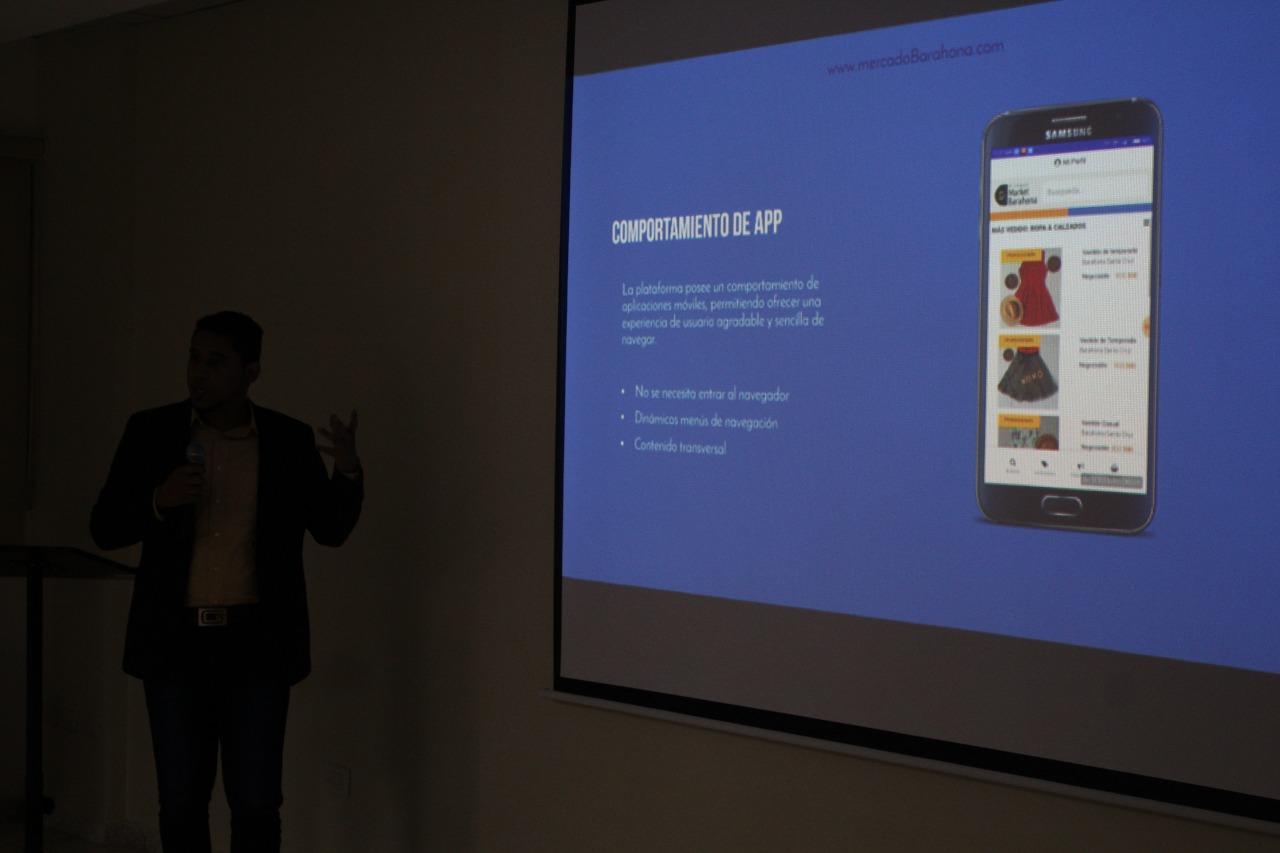 , Realizan lanzamiento de mercado virtual en Barahona