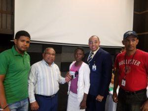 , MESCyT y ADESS entregan tarjetas estudiantil en UASD Barahona