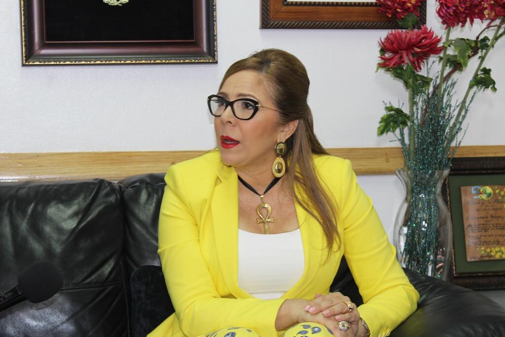 """, Iris Guaba: """"me siento satisfecha por la eficiente labor del Ministerio Público"""