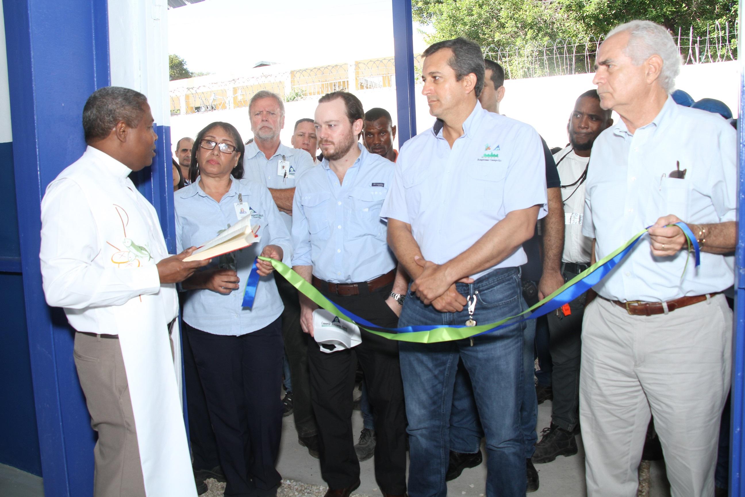 , CAC inaugura instalaciones para beneficio de sus empleados