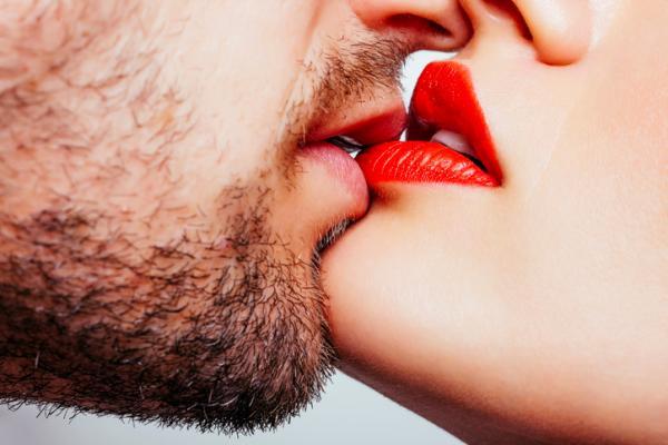 , Puedes provocar un orgasmo con un beso