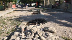 , Alcaldía de Cabral Inicia trabajos de soterrado canal Uvero.