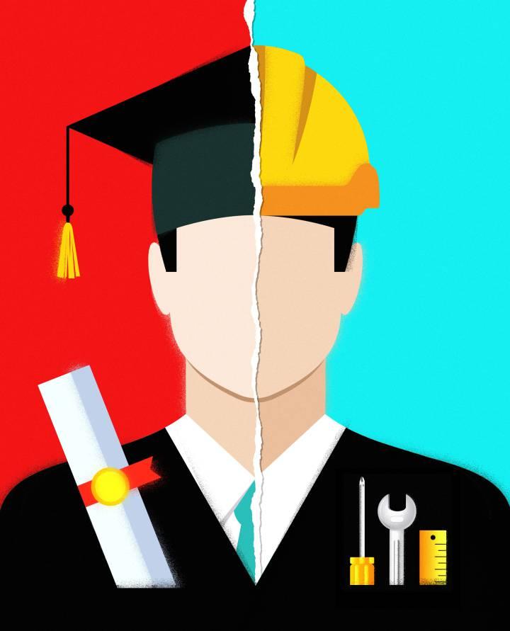 , Por qué en Alemania puedes conseguir un buen trabajo sin ir a la Universidad