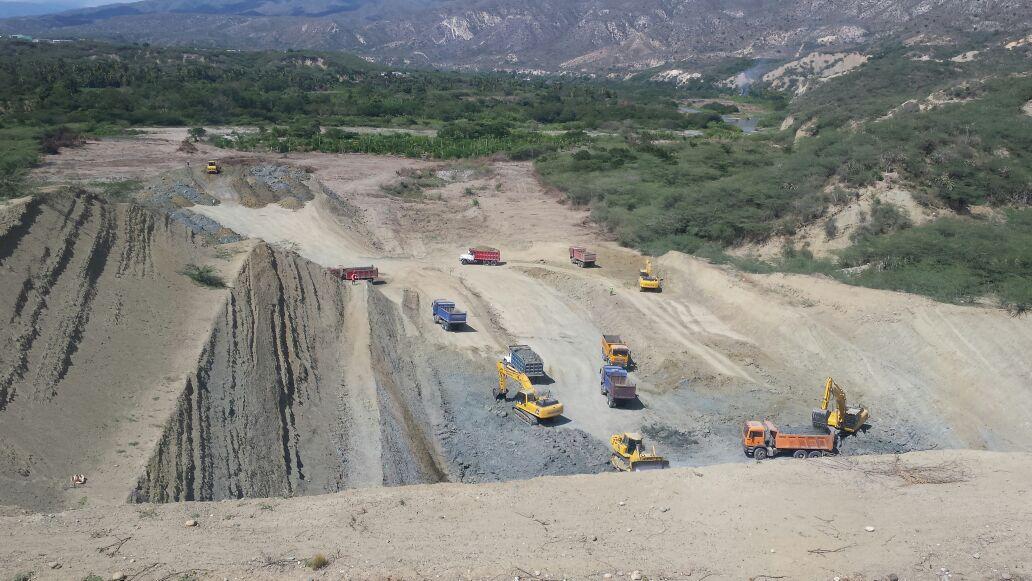 , Con dejos incredulidad de la región Sur presentan avances de construcción de presa Monte Grande