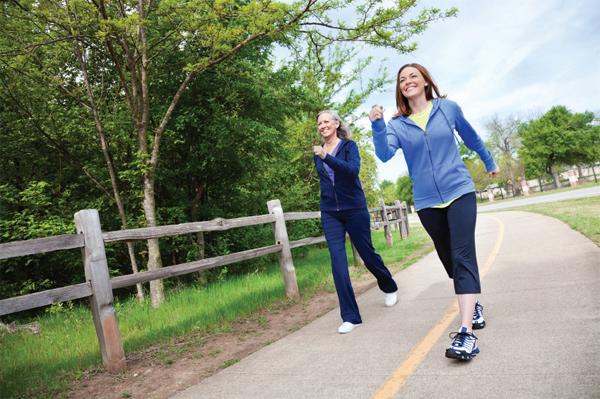 , Caminata media hora pueden aportar importantes beneficios a tu salud