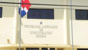 , MS instalará centros acopio de vacunas en Barahona