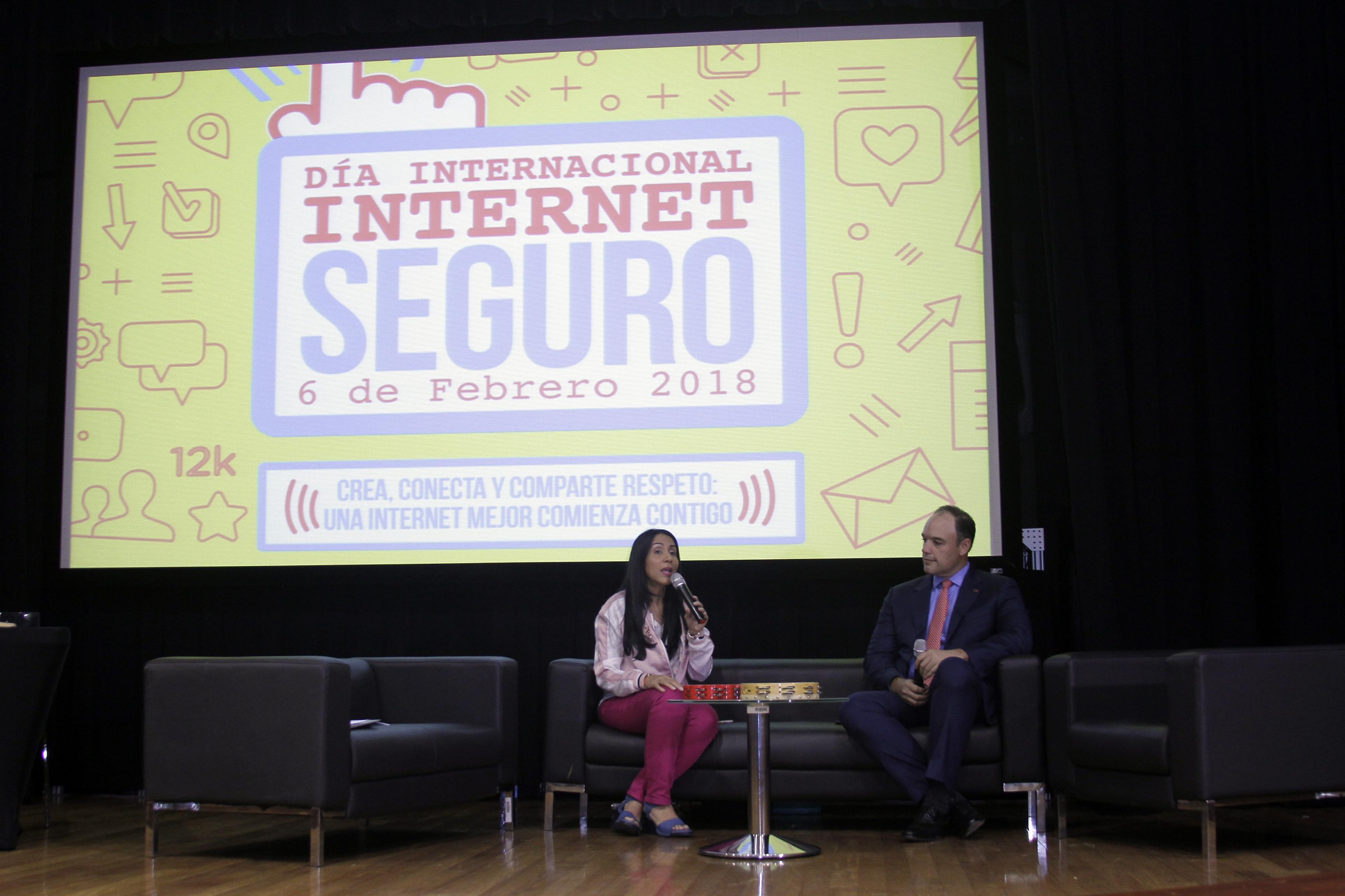 , Presidente del Indotel: es importante promover el uso sano,  seguro y con conciencia del Internet