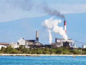 , Consorcio Azucarero Central (CAC) y a The Will Best Dominicana usan carbón mineral de forma ilegal