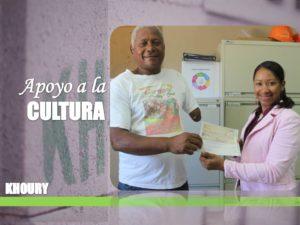 , Khoury Industrial entrega aportes a carnaval de Cabral