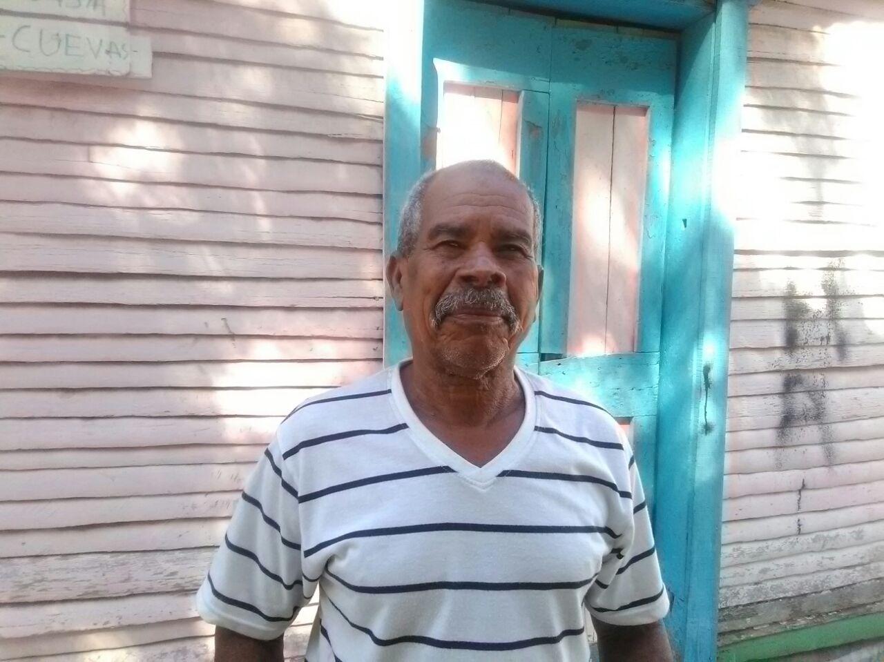, Dirigente campesino de Villa Jaragua pide mano solidaria del gobierno en beneficio de los agricultores de la zona.