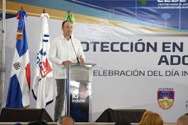 """, Del Castillo Saviñón dicta conferencia en Barahona  sobre protección en línea el Día de la """"Internet Segura 2018"""""""