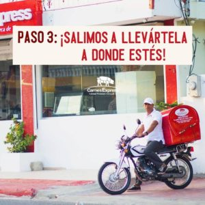 , Carnes Express te pone a un clic: compras sin salir de casa