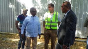 , Inician trabajos de demolición hospital San Bartolome de Neiba