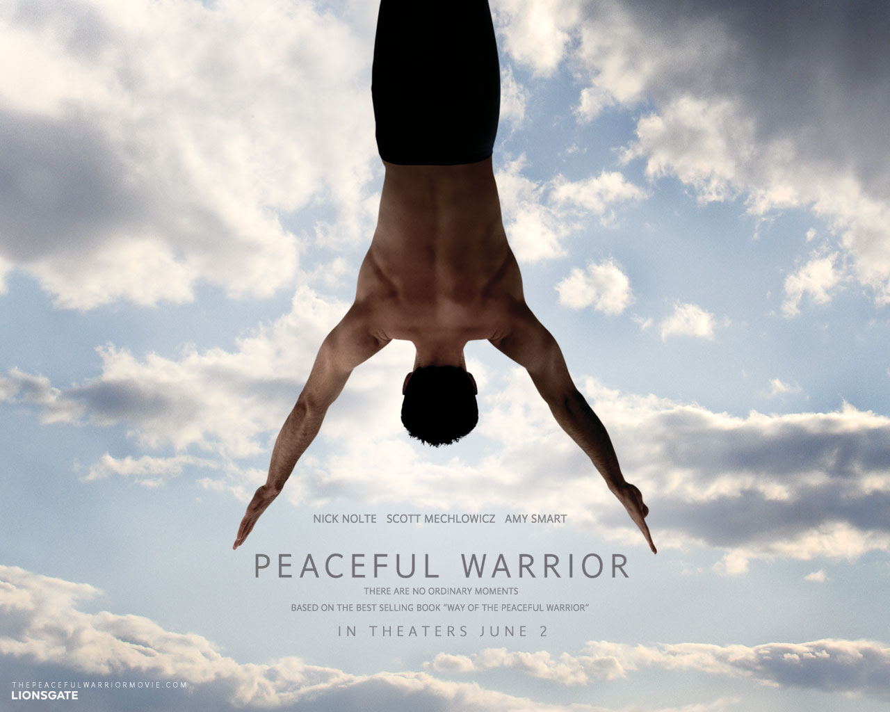 , Te invito a ser un guerrero pacífico