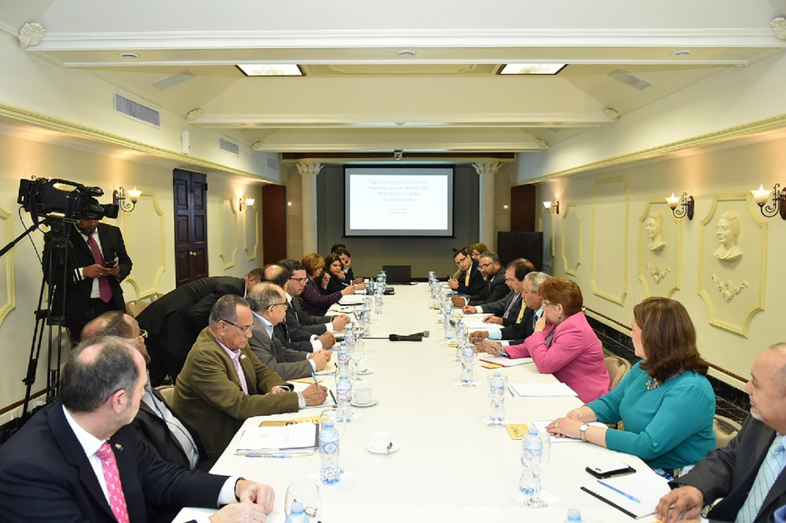 , República Dominicana será primer país de Latinoamérica con Marco Nacional de Cualificaciones