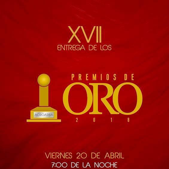 , Los Premios de Oro y La Escuela de Comunicación Curso-UASD.
