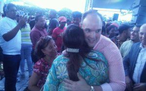 , José Del Castillo; Yo lo que aspiro es seguir representando a Barahona