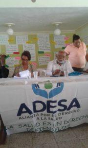 , ADESA realiza taller para comunitarios de la región Enquillo
