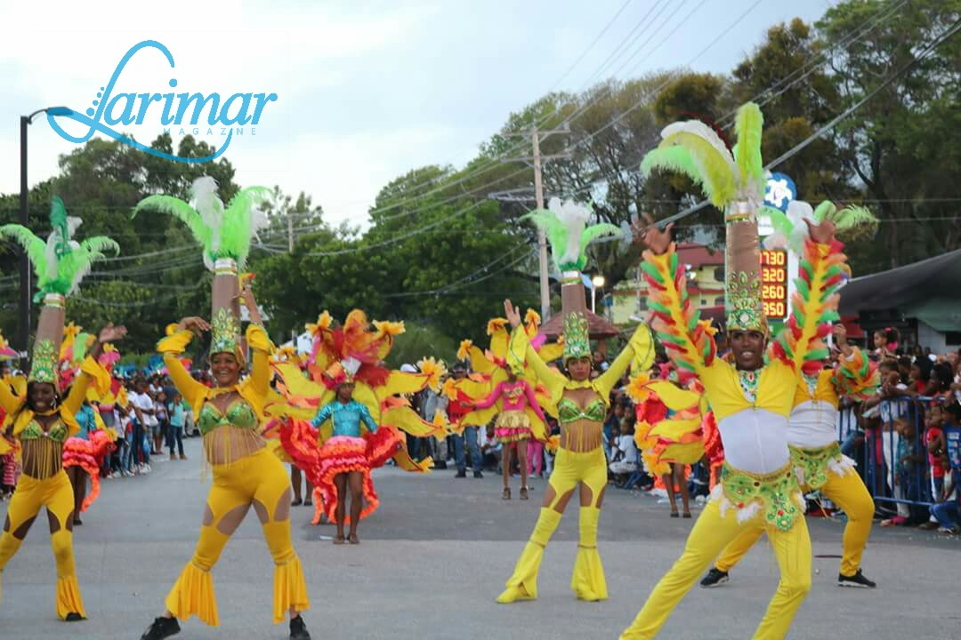 , Se consolida Carnaval de Barahona tras exitosa entrega El esplendor, brillo y colorido se apoderaron del malecón