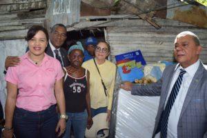 , Plan Social en tu provincia interviene La Ceiba, Ansonia y Las Barias en Azua con una inversión de más de 4 millones de pesos