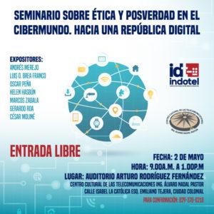 """, Analizarán en seminario la ética y uso de la """"posverdad"""" en los medios digitales y el internet"""