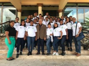 , Consorcio Azucare Central extiende su apoyo a estudiantes de la Costa de Barahona