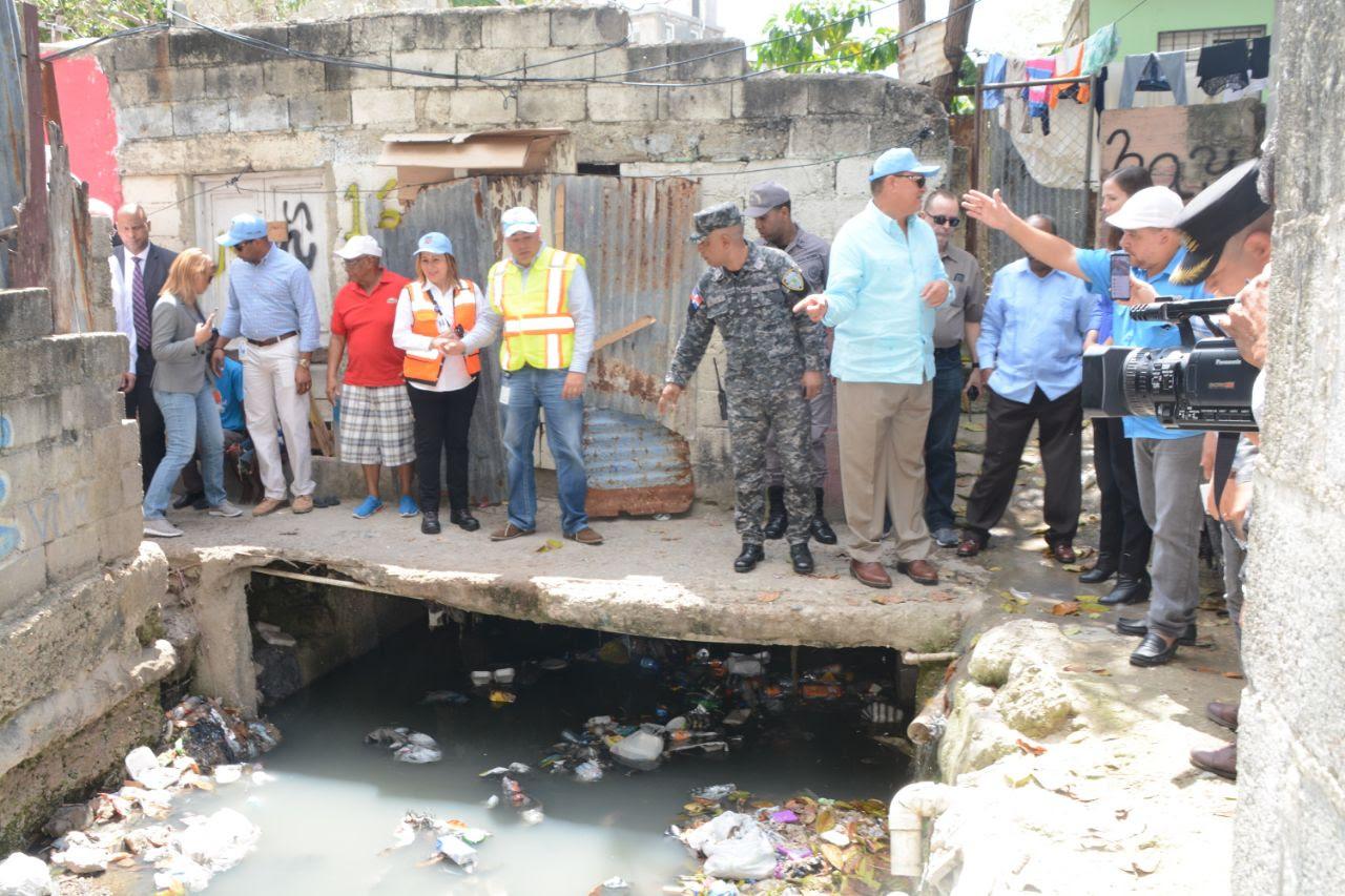 , Guajimía será saneada en segunda fase, mediante acuerdo con Gobierno Canadá