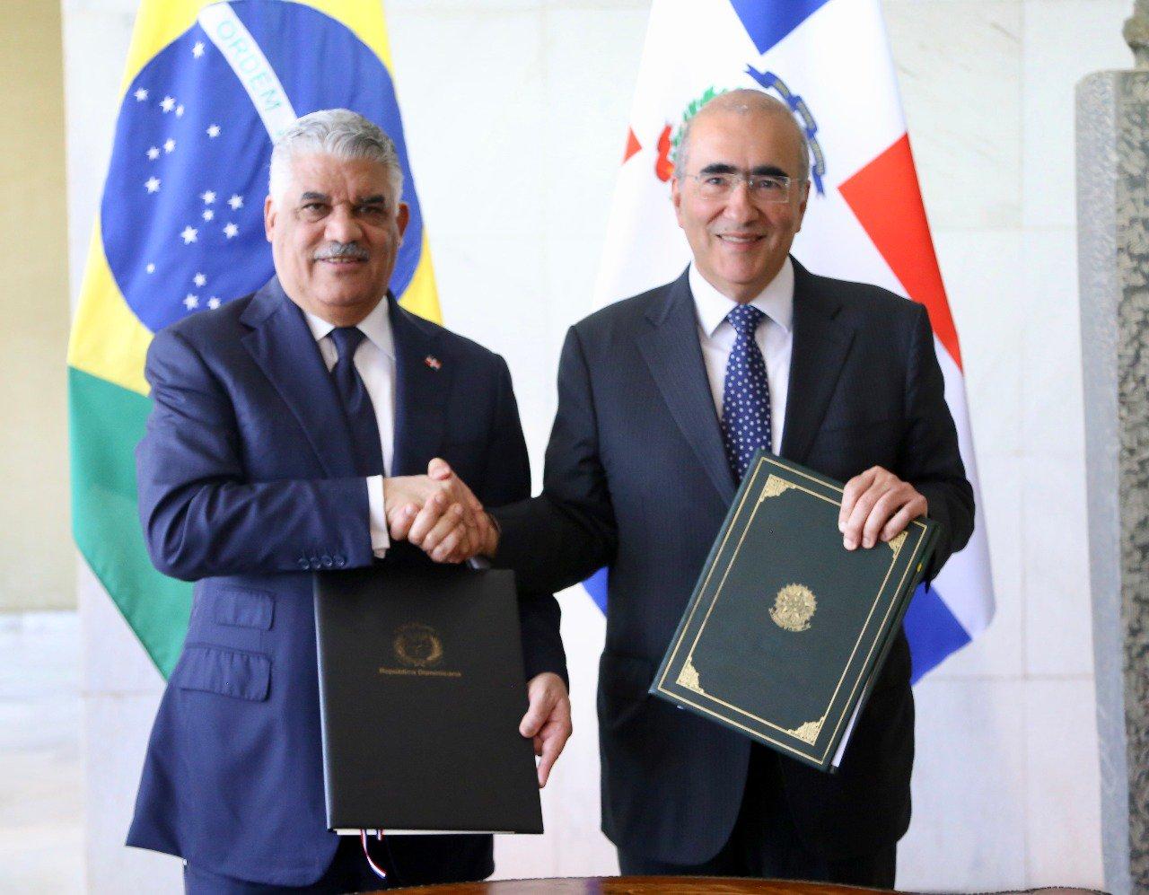 , Los Dominicanos podrán viajar a Brasil sin visa