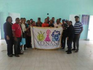 , CONANI crea  Directorio Municipal de protección a la niñez en el Municipio de Las Salinas