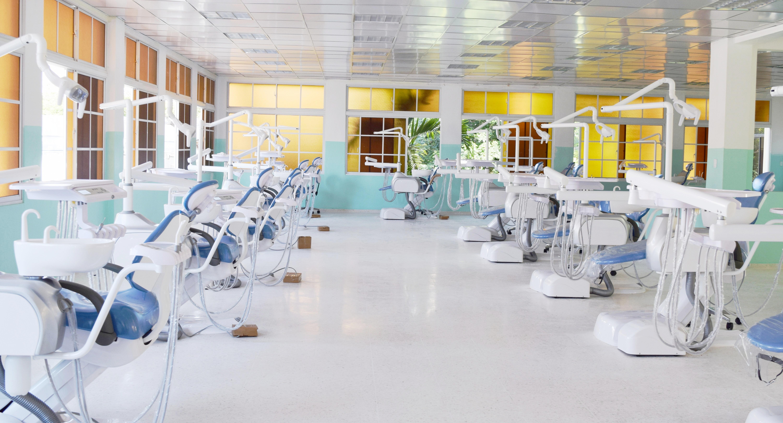 , Facultad de Ciencias de la Salud inaugura obras  en Escuela de Odontología, UASD